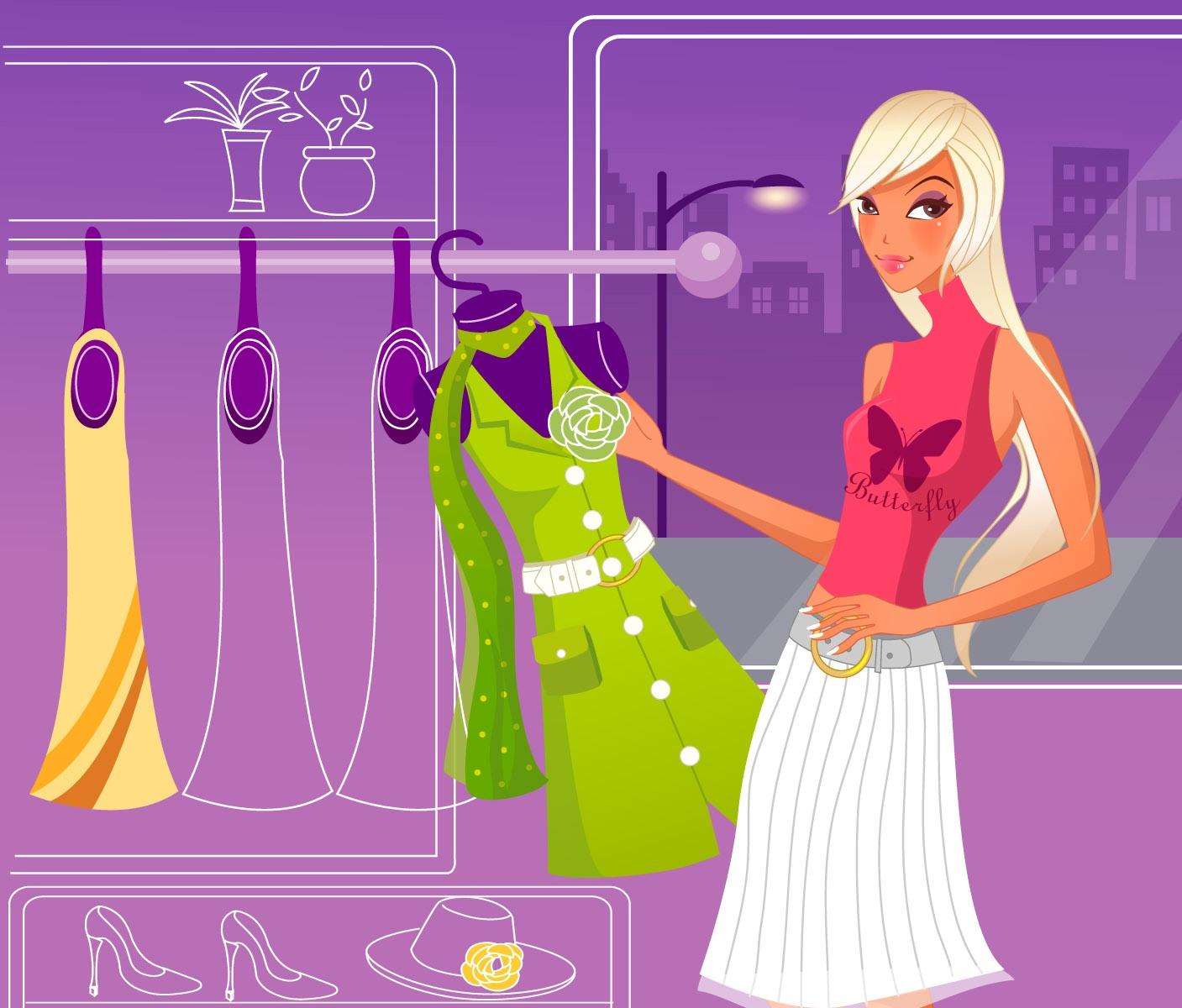 Подбор одежды со стилистом